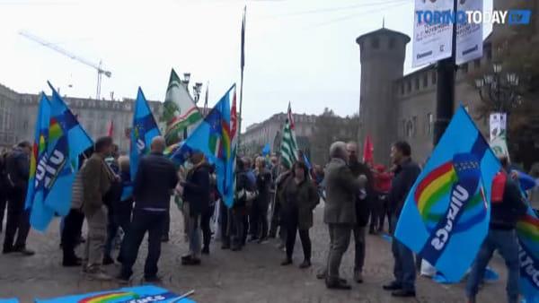 """Conad compra Auchan e Sma, 1.300 lavoratori piemontesi in sciopero: """"Vogliamo garanzie"""""""