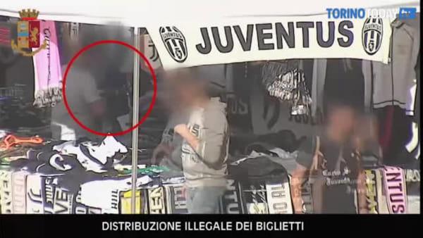 Estorsione alla Juventus: le immagini che hanno incastrato i capi ultras