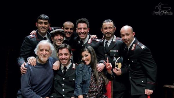 """Minchia Signor Tenente"" al Teatro Erba"