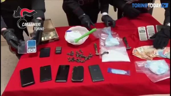 Scovato market della droga: confezionavano e vendevano crack e cocaina