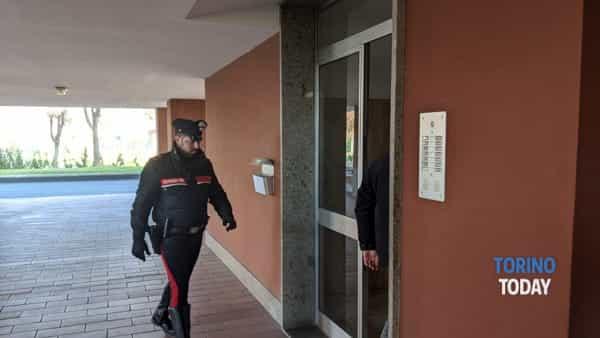 Orbassano omicidio via Gramsci carabinieri 5-2