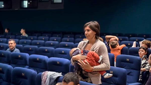 """Torna """"Cinema con bebè"""", la VI rassegna dedicata alle famiglie"""