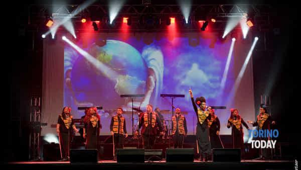 Harlem Gospel Choir al Teatro Superga