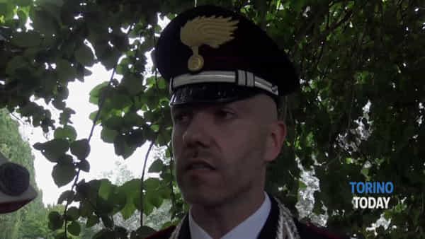 I carabinieri indossano le scarpette e i pantaloncini per pattugliare il Parco delle Vallere