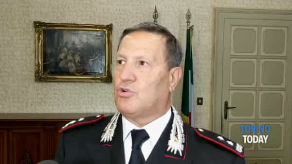 Legione carabinieri Piemonte e Valle d'Aosta: il generale Mariano Mossa lascia il comando