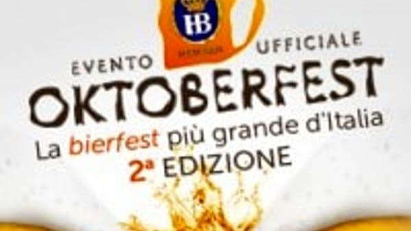 Oktoberfest, la festa della birra all'Oval Lingotto
