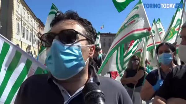 """La paura di chi ha pulito gli ospedali durante il Covid: """"Siamo stati ignorati anche dalle Istituzioni"""""""