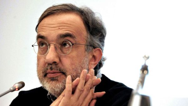 Sergio Marchionne - Foto Infophoto