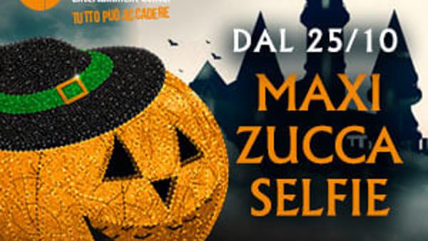 Un'ambientazione da urlo ti aspetta ad Halloween!