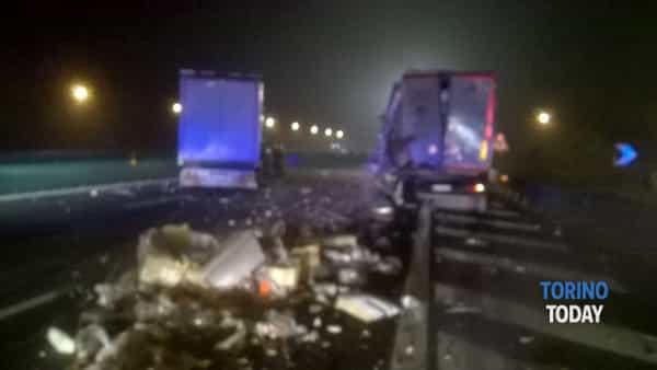 tamponamento camion tir autostrada (2)-2