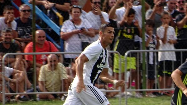 Video gol e sintesi partita Juventus-Atletico Madrid 3-0: tripletta di Cristiano Ronaldo