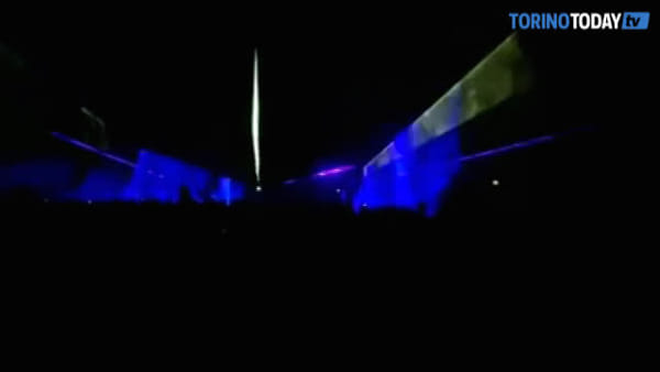 Tempesta di luci nel cielo del paese: oltre 1.500 persone a vedere lo spettacolo
