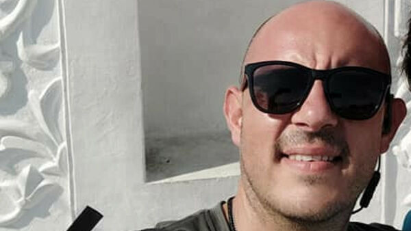 Gli amici piangono Marco Fiore, morto nel terribile incidente in moto