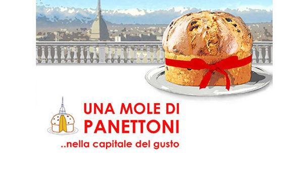 Una Mole di Panettoni a Palazzo Carignano