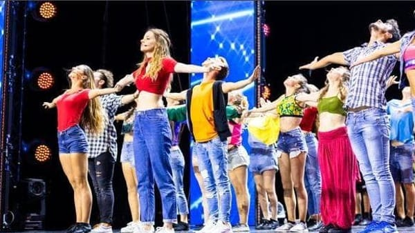 Gli artisti della Gypsy Musical Academy in finale su Sky a Italia's Got Talent