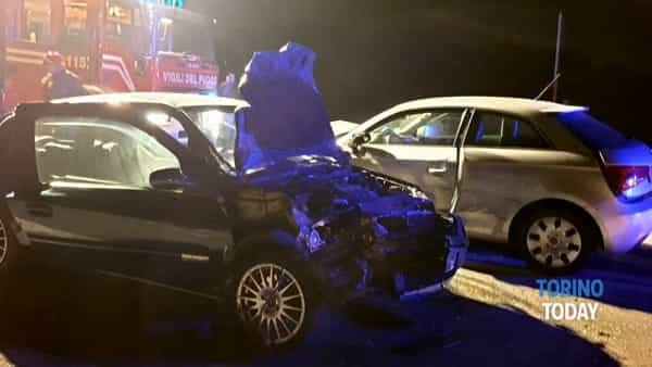 Cirie incidente Clio Audi Punto Golf sp2 6 10 19 2-2