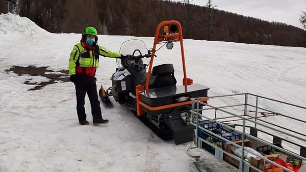 soccorso alpino piste motoslitta-2