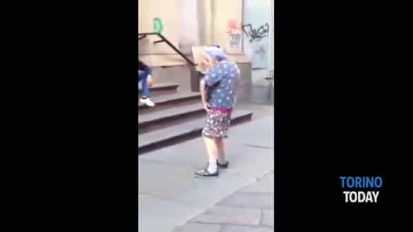 È morta la ballerina di Porta Palazzo, il video di quando Puff Daddy la omaggiò