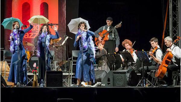 The Blue Dolls Show al Teatro Gioiello