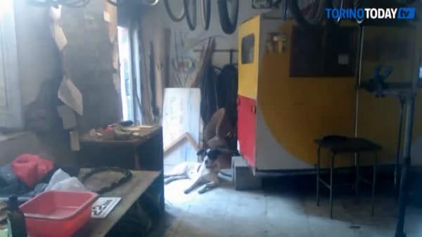 L'appello di Stefano per salvare la sua attività e non dover tornare a vivere in strada: video