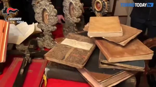 Rubati numerosi oggetti dalla chiesa, il ladro era ospitato dai religiosi