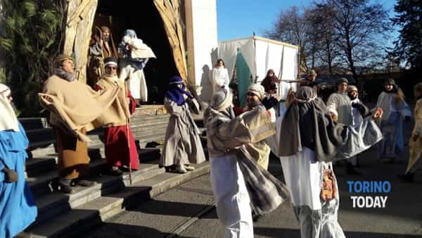 """un """"presepe vivente"""" tutto nuovo a grugliasco: """"gente allamano"""" presenta il suo evento natalizio -2"""