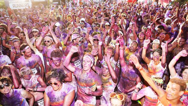 The Color Run - foto La Presse