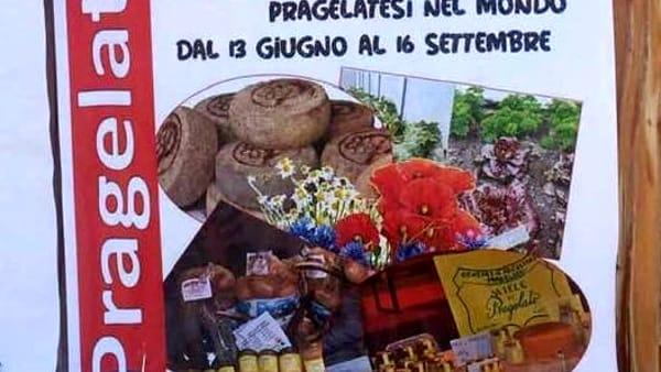 Pragelato, per tutta l'estate in piazza c'è il mercato dei prodotti tipici