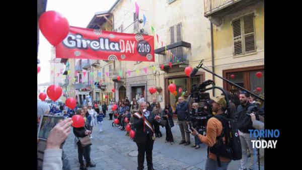 Giaveno set del Girella Day 2019: ecco per quale motivo è stato scelto