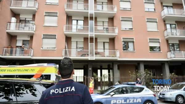 Torino suicidio corso Grosseto 11 6 19 2-2