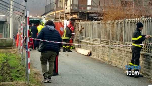 Cafasse cantiere incidente sul lavoro morto operaio (2)-2