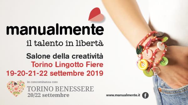Dal 19 al 22 settembre a Lingotto Fiere di Torino  La XX edizione di Manualmente