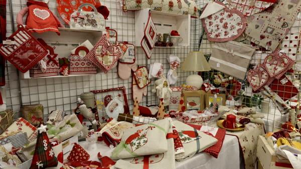 Il mercatino di Natale Ugi arriva in corso Dante