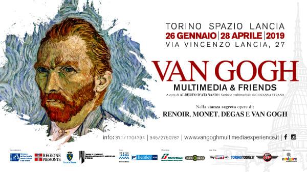 Van Gogh - Multimedia & Friends