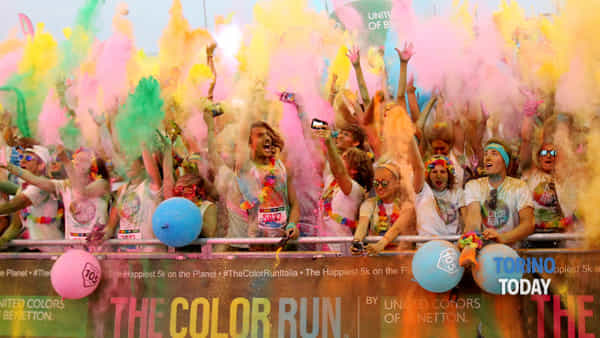 The Color Run, a settembre la sesta tappa a Torino