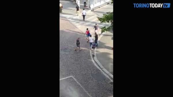 Risse, strattoni e urla in mezzo alla strada: i tossici mettono in subbuglio il lungo fiume
