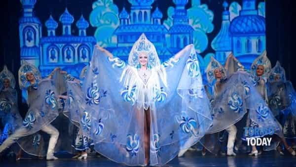 """""""Russia eterna"""", il Russian National Show al Teatro della Concordia"""