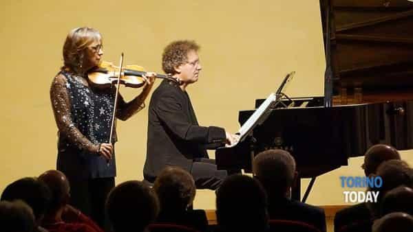 Beethoven con Lucchesini e Tchakerian all'Accademia di Pinerolo