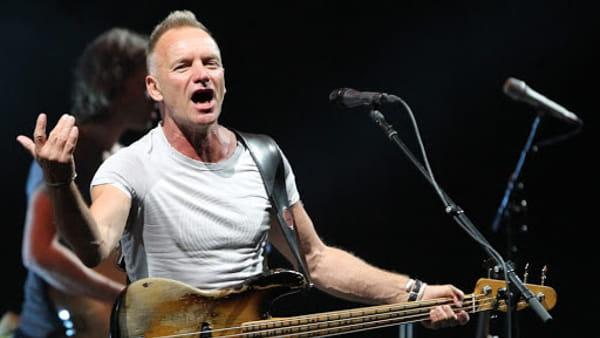 """""""My Songs"""", il tour di Sting approda al Pala Alpitour"""