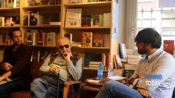 Incontro con Carlo Bordini alla libreria Il Ponte sulla Dora