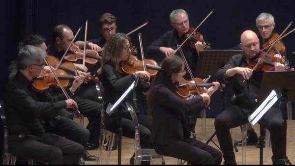 Gli Armonici di Bra, concerto di Natale per Chivasso in Musica