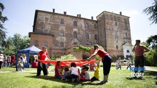La Festa di Primavera al Castello di Pralormo