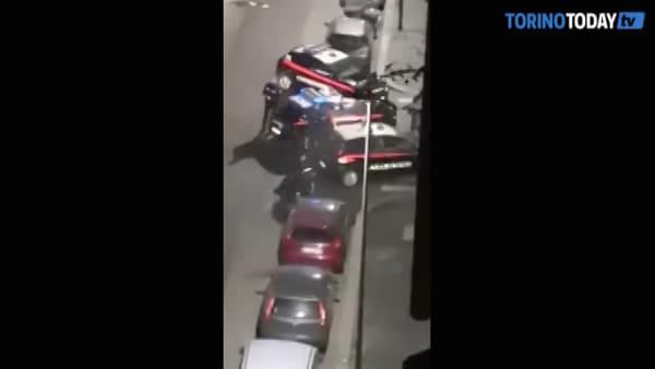Pugni e botte in strada: il consigliere di circoscrizione pubblica su facebook il video