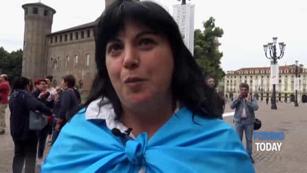 """Tra i lavoratori della Manital in sciopero: """"Siamo disperati. Ci aiutano i figli"""""""