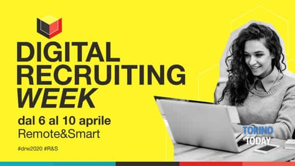 Digital recruiting week, la fiera del lavoro online
