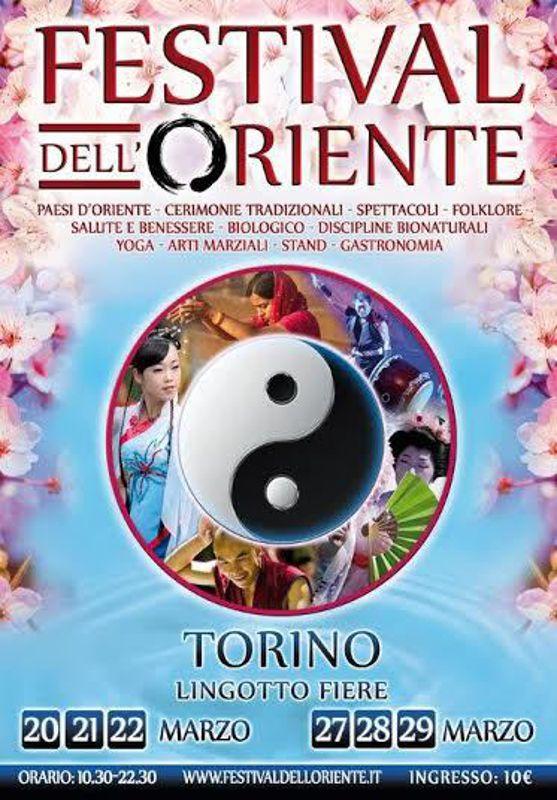 Festival Dell Oriente All Oval Lingotto Fiere Eventi A Torino