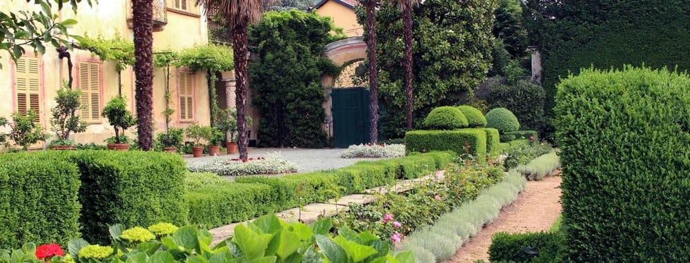 Casa Lajolo - il giardino