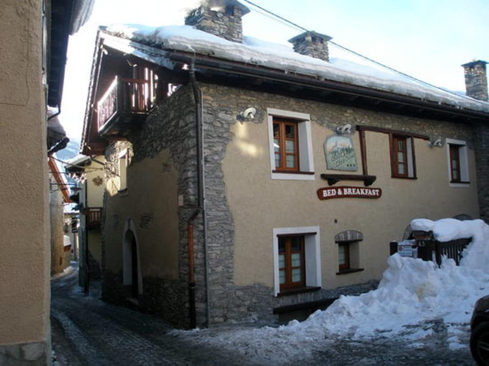 Centro storico di Sauze d'Oulx