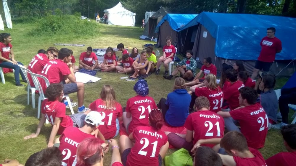 I giovani a Eurolys 2016
