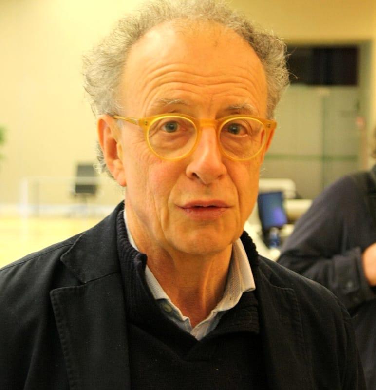 L'ex magistrato Gherardo Colombo